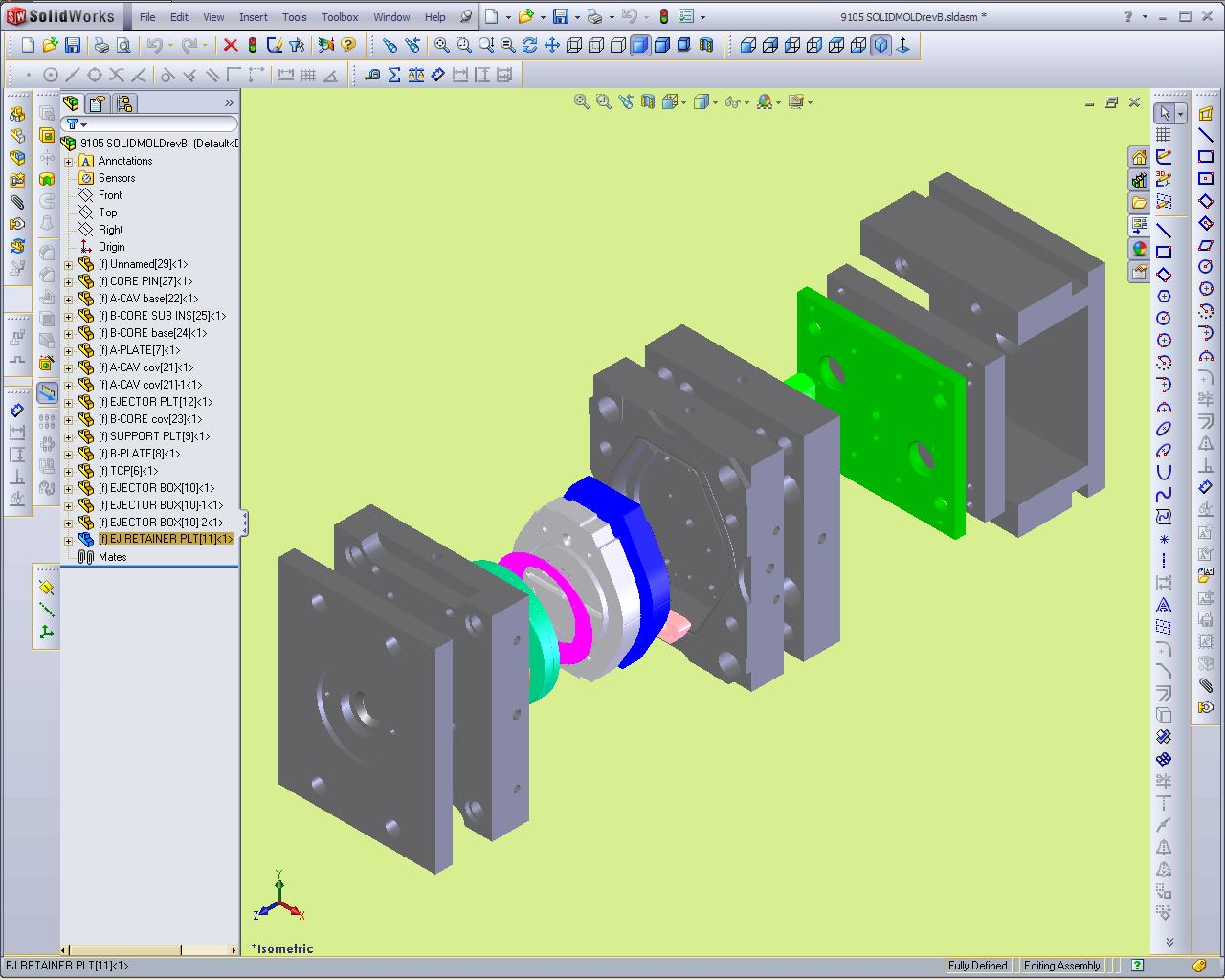 Mesick Mold Company In our busin on nx cad, solidworks cad, vectorworks cad,